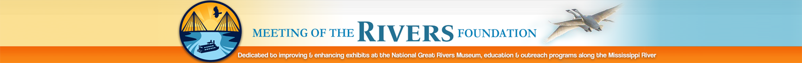Meeting of the Rivers Foundation Logo